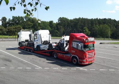 Transport vanuit Frankrijk